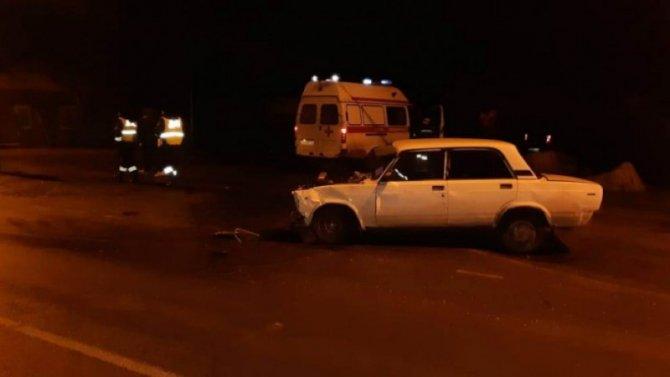 В ДТП в Воронежской области погиб водитель