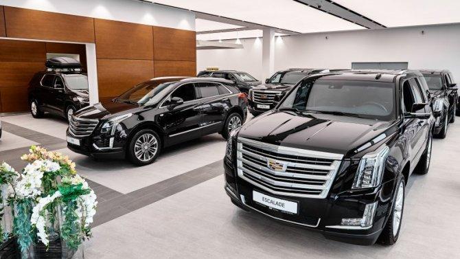 «Авилон» установил рекорд продаж Cadillac Chevrolet.