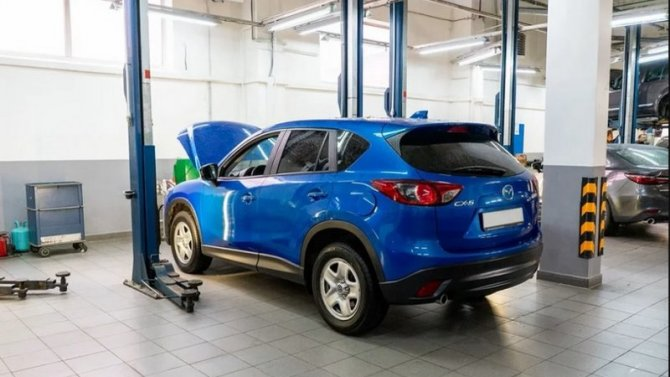 Ваша Mazda будет жить вечно
