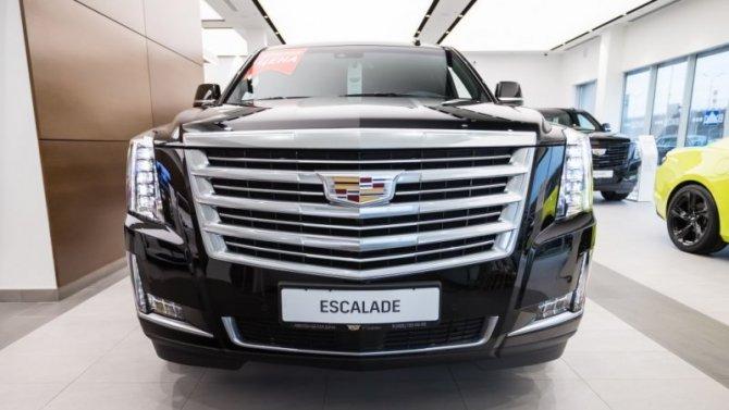 «Авилон» объявил о повышении цен на Cadillac Chevrolet.