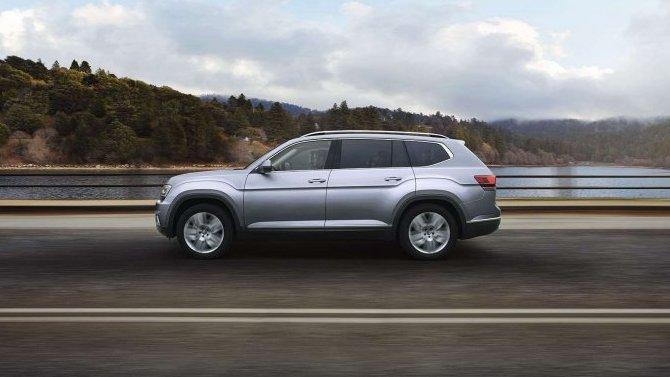 Volkswagen Teramont с новым двигателем доступен для заказа в КЛЮЧАВТО Сочи