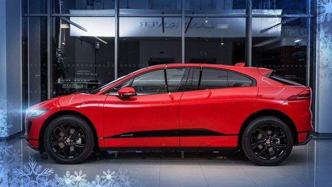 Лучший «зеленый» автомобиль 2019 – Jaguar I-PACE в «АВИЛОН»