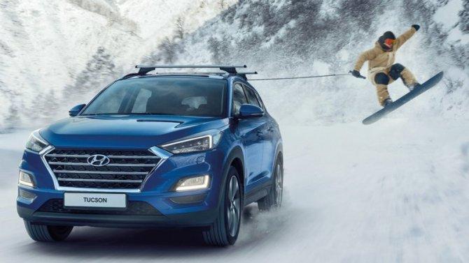Все скидки на Hyundai TUCSON исчезнут в новогоднюю ночь.