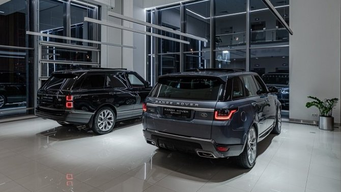 В 2020 году цены на автомобили Jaguar и Land Rover вырастут.