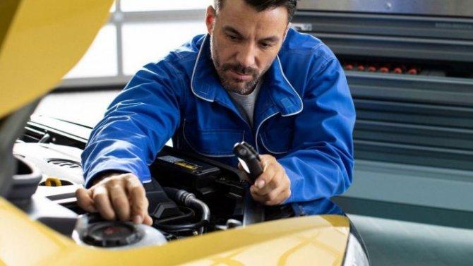 Пятизвездочный сервис для Volkswagen Touareg в АВТОПРЕСТУС