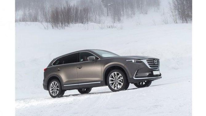Хотите въехать в новый год на новой Mazda? Самое время