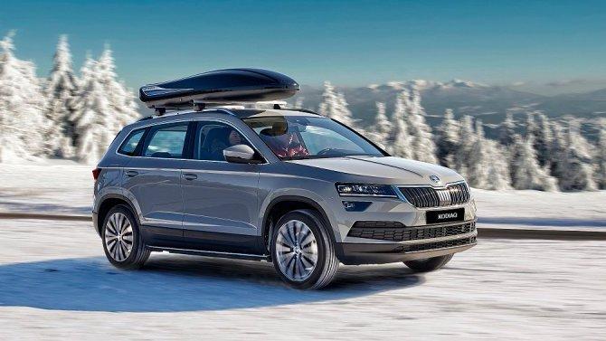 Выгодные условия на покупку автомобилей ŠKODA в декабре