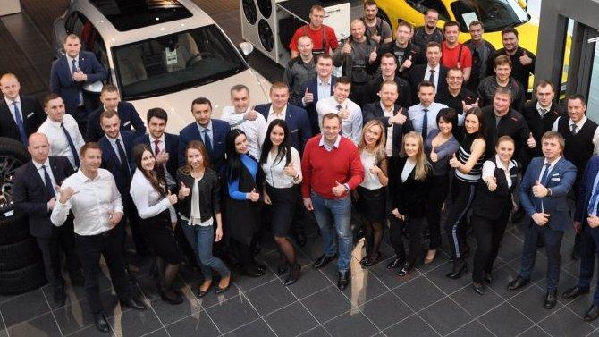 Порше Центр Таганка стал одним из 7 победителей международного конкурса PSEA Service Promotion Special