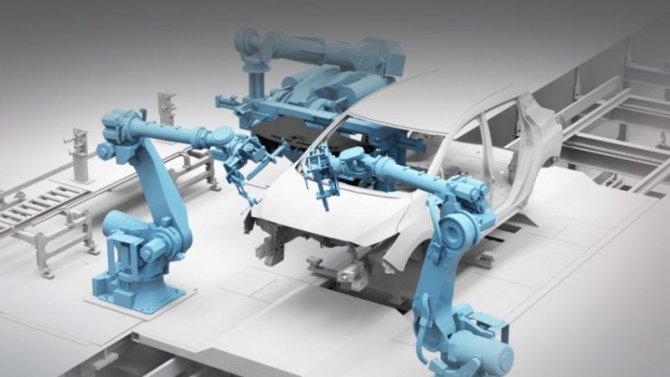 Nissan начал модернизацию своих заводов