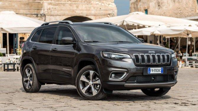 ВРоссии объявлен отзыв Jeep Cherokee