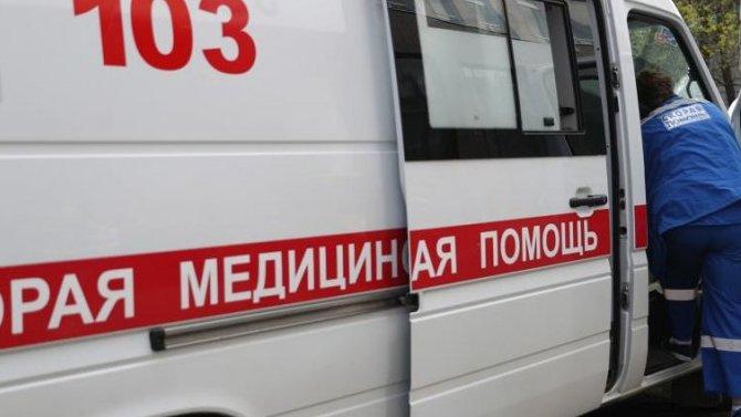 В Челябинске иномарка сбила девочку-подростка
