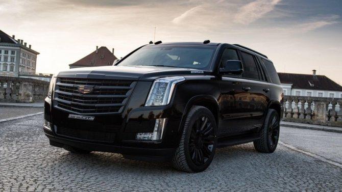 Объявлены предновогодние скидки на Cadillac и Chevrolet