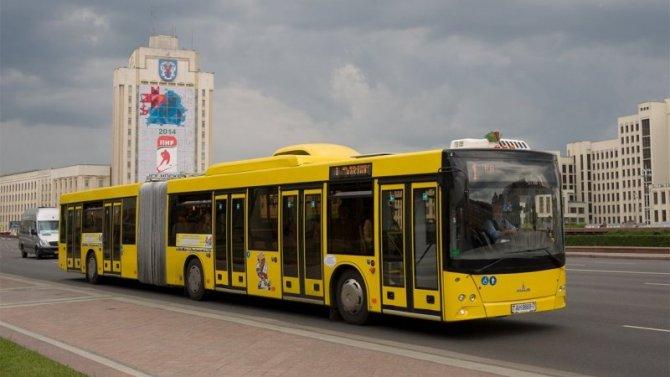ВКазани испытывают будущие метробусы