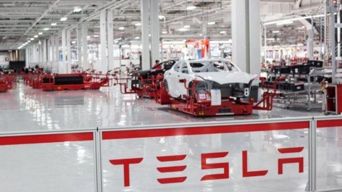 Немецкий завод Tesla: стал известен объём производства