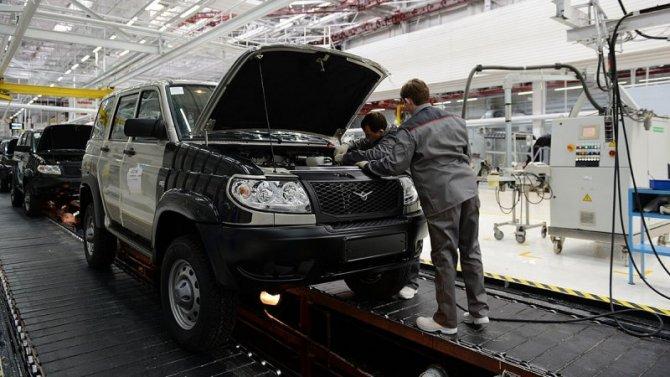 НаУльяновском автозаводе началась масштабная реорганизация