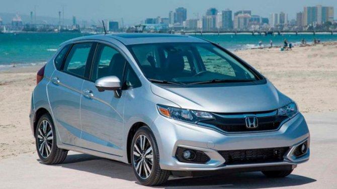 Новая Honda Fit обзавелась ценником