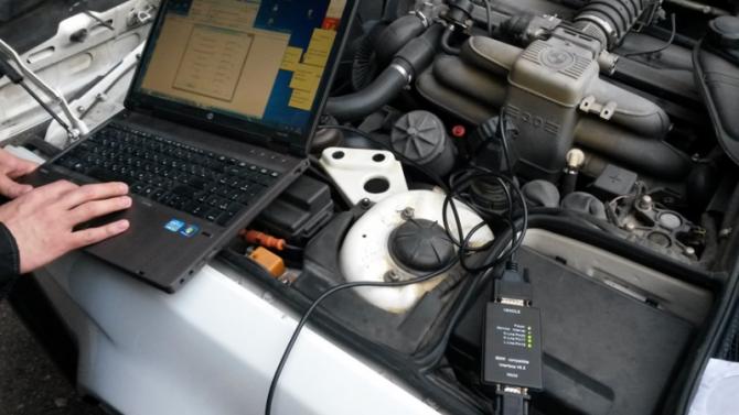 СТО «АМВ-Сервис» - место, где ремонтируют автомобили