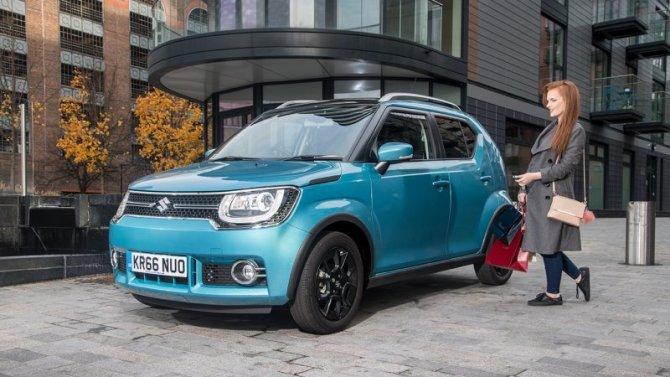 Suzuki Ignis вернётся вРоссию