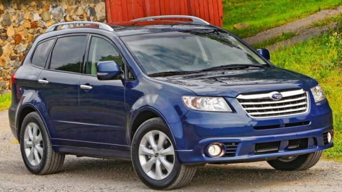 ВРоссии объявлен масштабный отзыв Subaru