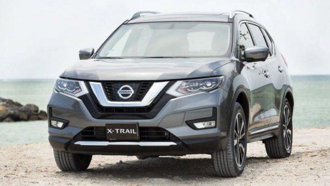 Nissan планирует обновить линейку своих кроссоверов