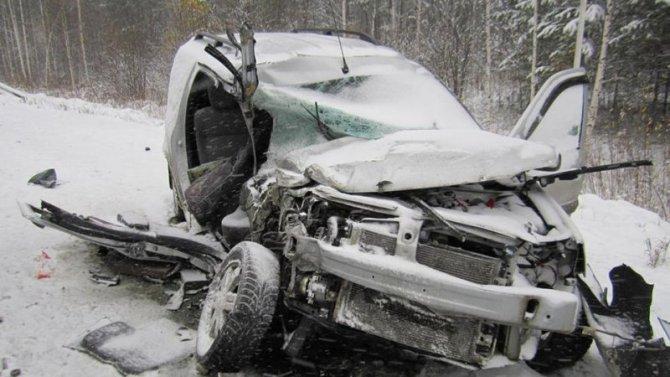 Названо число погибших и пострадавших вДТП, случившихся в России в этом году