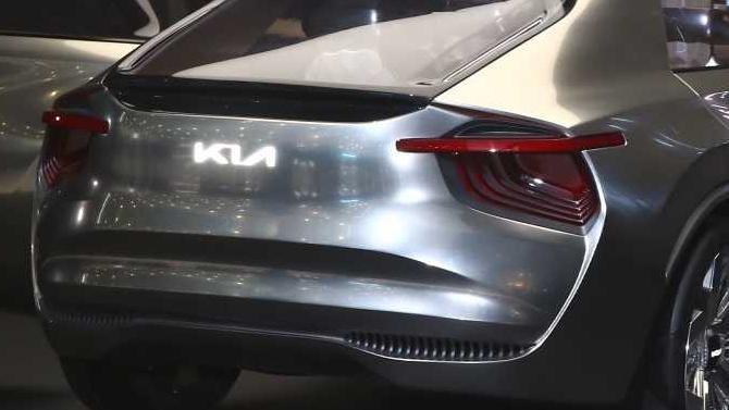 Обнародован новый логотип KIA
