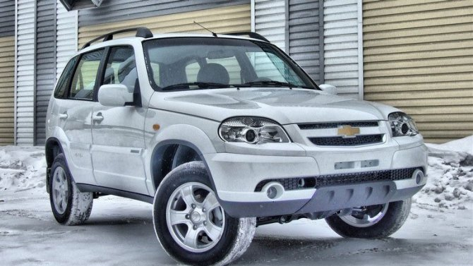 Chevrolet-Niva получила компактную модификацию