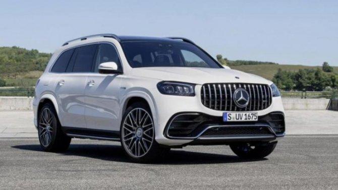 Mercedes-AMG: новые плоды гибридизации