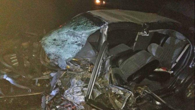 В ДТП в Тамбовской области погибли два человека