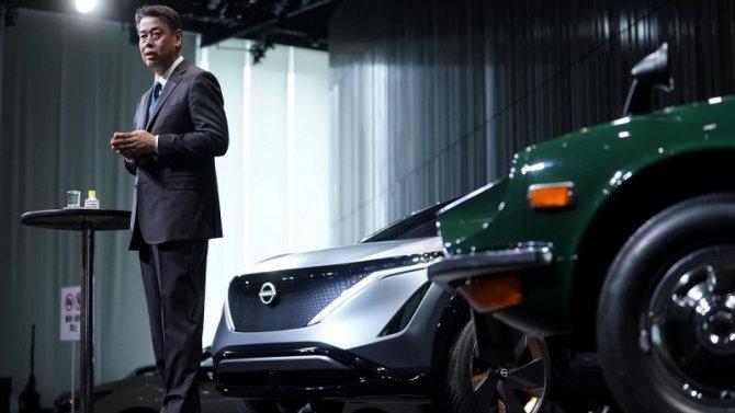 Nissan хочет независимости отRenault