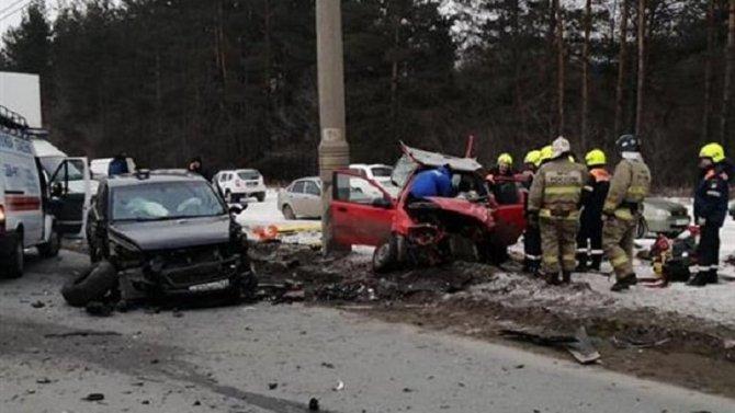 В ДТП в Тольятти погиб человек