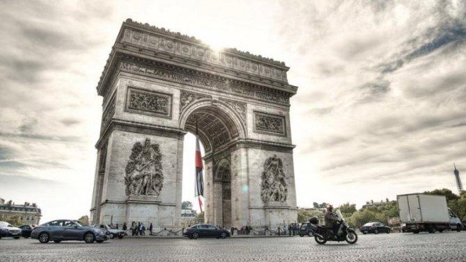 Франция увеличит налоги нанеэкономичные автомобили