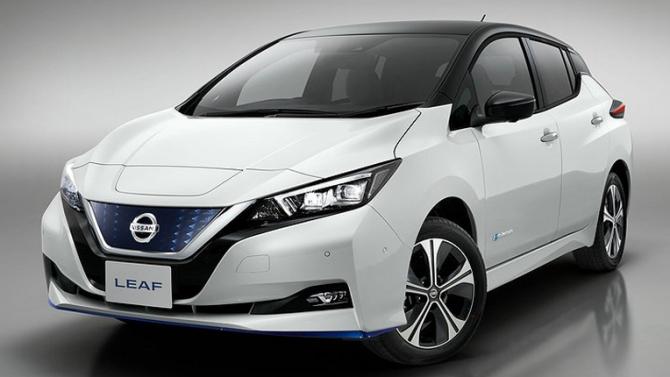Как вРоссии можно купить популярный японский электромобиль Nissan Leaf