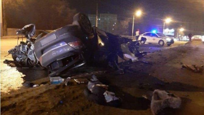 Два человека погибли в ДТП в Воронеже