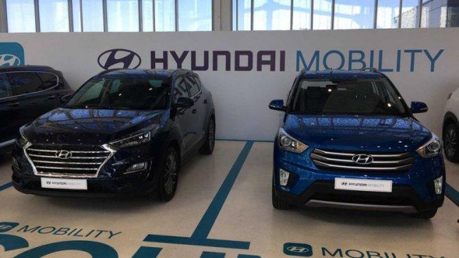 Подписка Hyundai Mobility: есть уже 100 клиентов