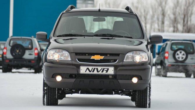 Chevrolet-Niva теперь принадлежит «АвтоВАЗу»
