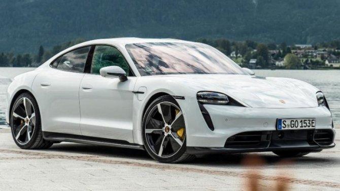 Porsche Taycan собрал рекордное число заказов