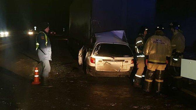 Три человека погибли в ДТП под Ангарском