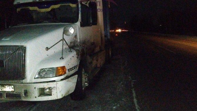 Женщина погибла в ДТП с грузовиками в Красноярском крае