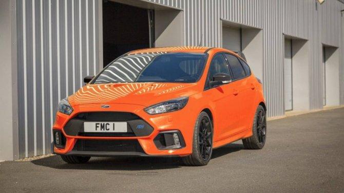 Новый Ford FocusRS появится в2021 году