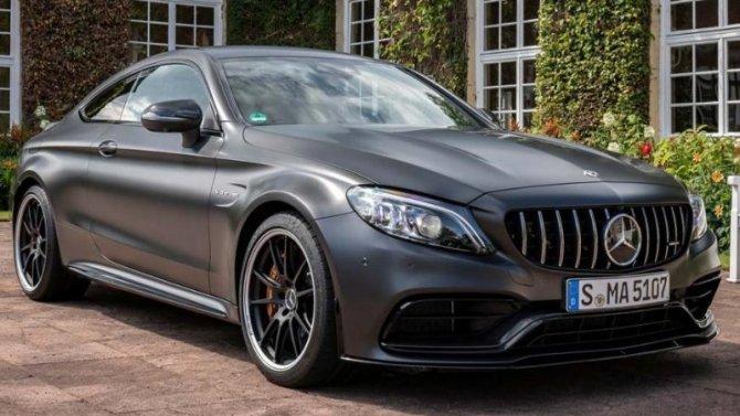 Mercedes-AMG прибавит децибел