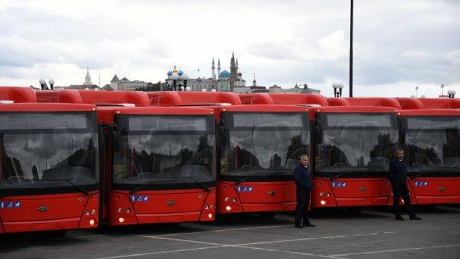 Казань может остаться без автобусов?