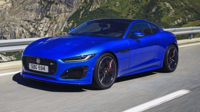 Новый Jaguar F-Type официально представлен