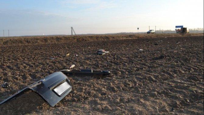 В ДТП в Пителинском районе Рязанской области погиб человек