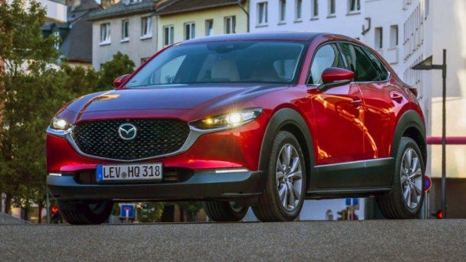 ВРоссии сертифицирован кроссовер Mazda CX-30