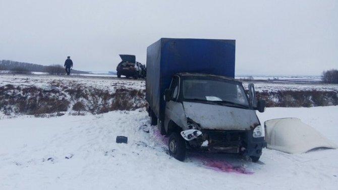В ДТП с грузовиком в Мордовии погиб водитель ВАЗа