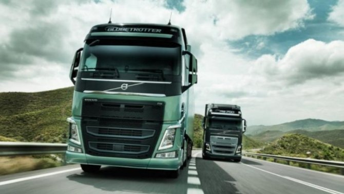 Volvo иIsuzu договорились осоздании альянса