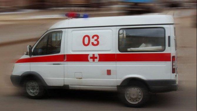 В Челябинске иномарка сбила двух пешеходов