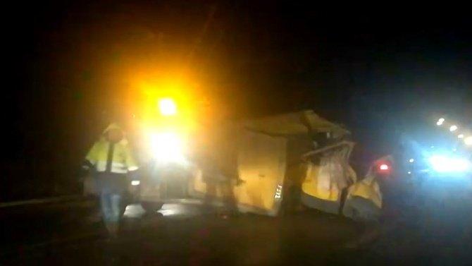 Женщина погибла в тройном ДТП в Ярославской области