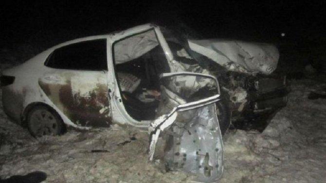 Четыре человека погибли в ДТП в Прикамье